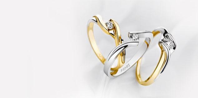 Diseños modernos: un diamante