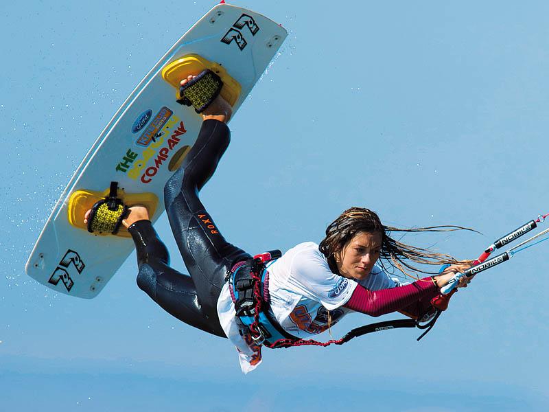 Aztorin & Kitesurfing